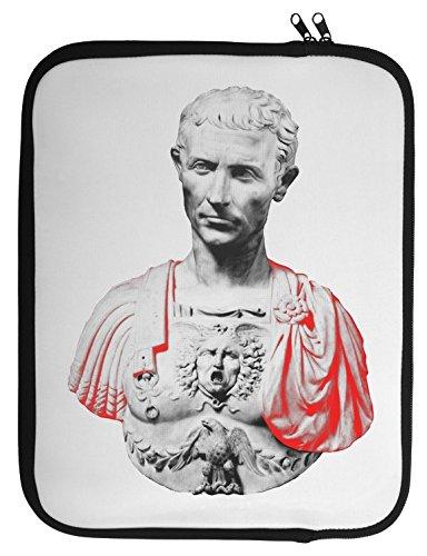 Julius Caesar Bust Laptop Case 13