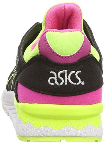 Asics - Gel-lyte V Ps, Sneaker basse Unisex - Bambini Nero (Black/Black 9090)
