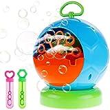 Lictin Seifenblasenmaschine Bubble Machine Seifenblasen Maschine Spielzeug Kinder Weihnachten Hochzeit Halloween Partys