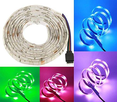 bande-de-led-lumiere-corstr-bande-lumineuse-led-rvb-5050-30leds-m-telecommande-44-touches-2m