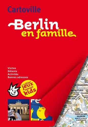 Cartoville Berlin en famille Edition 2018
