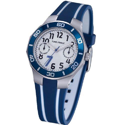 time-force-reloj-de-pulsera-tf-3385b02-acero-50m-cristiano-ronaldo-azul