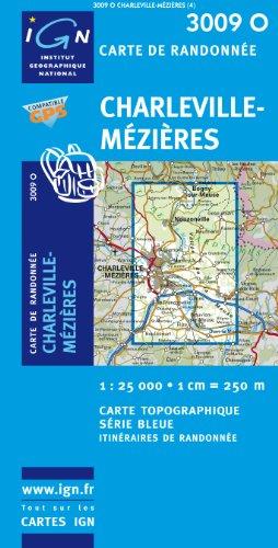 Charleville-Mezieres GPS: IGN3009O par (Carte - Jan 22, 2008)