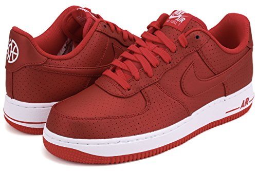 Sneakers Force Action Air Nike Lv8 White 07 Herren 1 Red 65TYx0wT