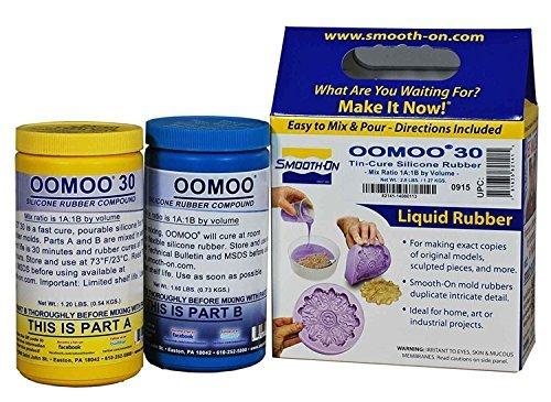 smoothon Silikon Formenbau Gummi oomoo 30 (Rtv-gummi)