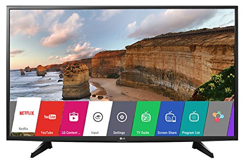 LG 49LH576T 123 cm (49 inches) Full HD LED Smart IPS TV (Black)