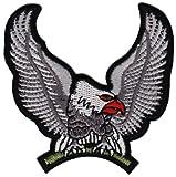 Adler Aufnäher Bügelbild