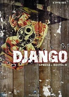 Django, sein Gesangsbuch war der Colt / Mit Django kam der Tod (Special Edition 2 DVDs)