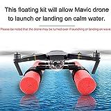 Bastone di galleggiamento impermeabile dell'attrezzatura di arresto che vola sopra l'acqua Adatto per DJI Mavic Pro / Mavic Pro Platinum
