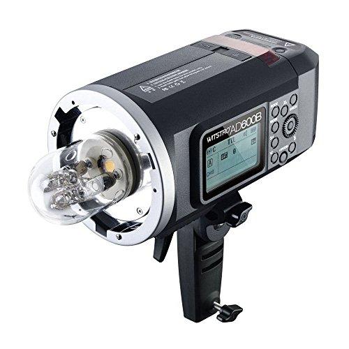 Godox Wistro AD600B TTL Flash con receptor de radio incorporado -Bolsas montaje