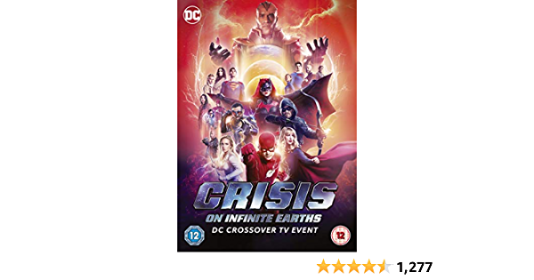 Crisis on Infinite Earths: DC TV Crossover Event [DVD] [2019] [2020]