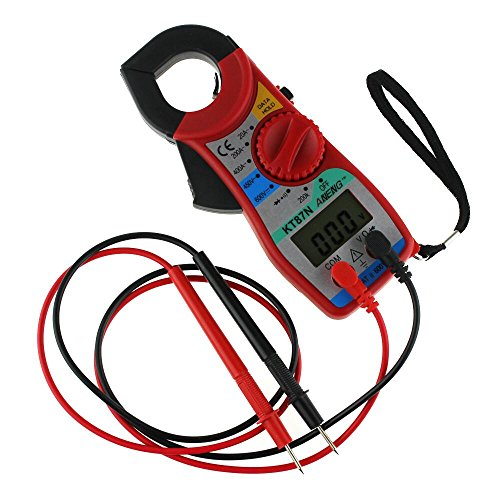 Generic Clamp Multimeter Electronic OHM Test Digital Measuring Tester Meter AC Voltage  available at amazon for Rs.1060