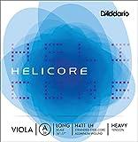 D\'Addario Bowed Corde seule (La) pour alto D\'Addario Helicore, «Long Scale», tension Heavy