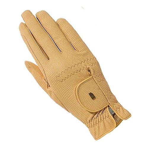 Roeckl -Roeck Grip- Handschuh, Unisex, Reithandschuh, Sämisch, Größe 9