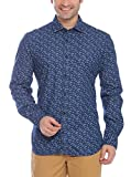 Parx Medium Blue Men's Shirt (XMSA04575-...