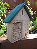 Hôtel à insectes Idéal pour observer les insectes Excellent nichoir pour abeilles