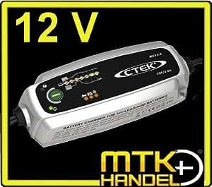 CTEK - CHARGEUR CTEK MXS 3.8 - 12 VOLTS 3.8A