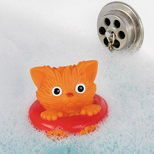 Katze Badewannenstöpsel - Kätzchen Abflussstopfen Bathtime Fun