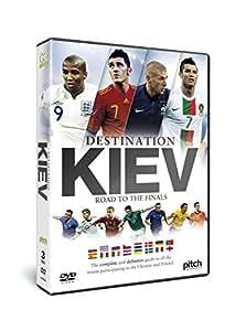 Destination Kiev - Road to the Finals [DVD]