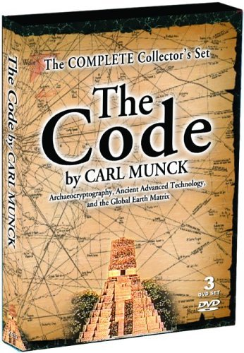 dvanced Technology and the Global Earth Matrix - Carl Munck's Complete 4 Part Series ()