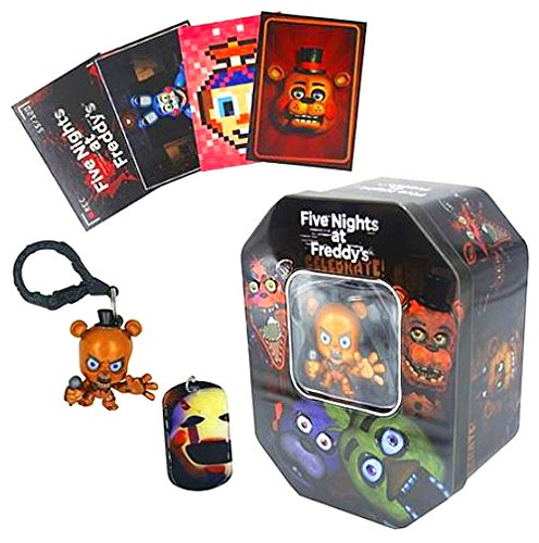 Five Nights At Freddy's Collectible Tin