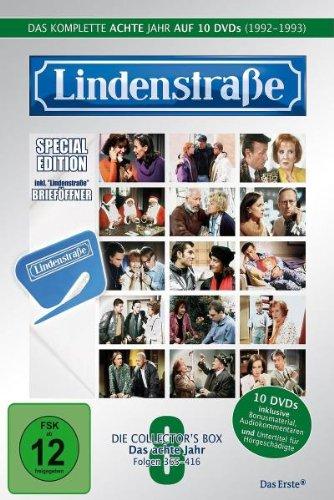 Das komplette 8. Jahr (Ltd. Edition mit Brieföffner, 10 DVDs)