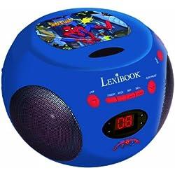 Lexibook RCD102SP Jeu Électronique Radio Lecteur CD Spider-Man