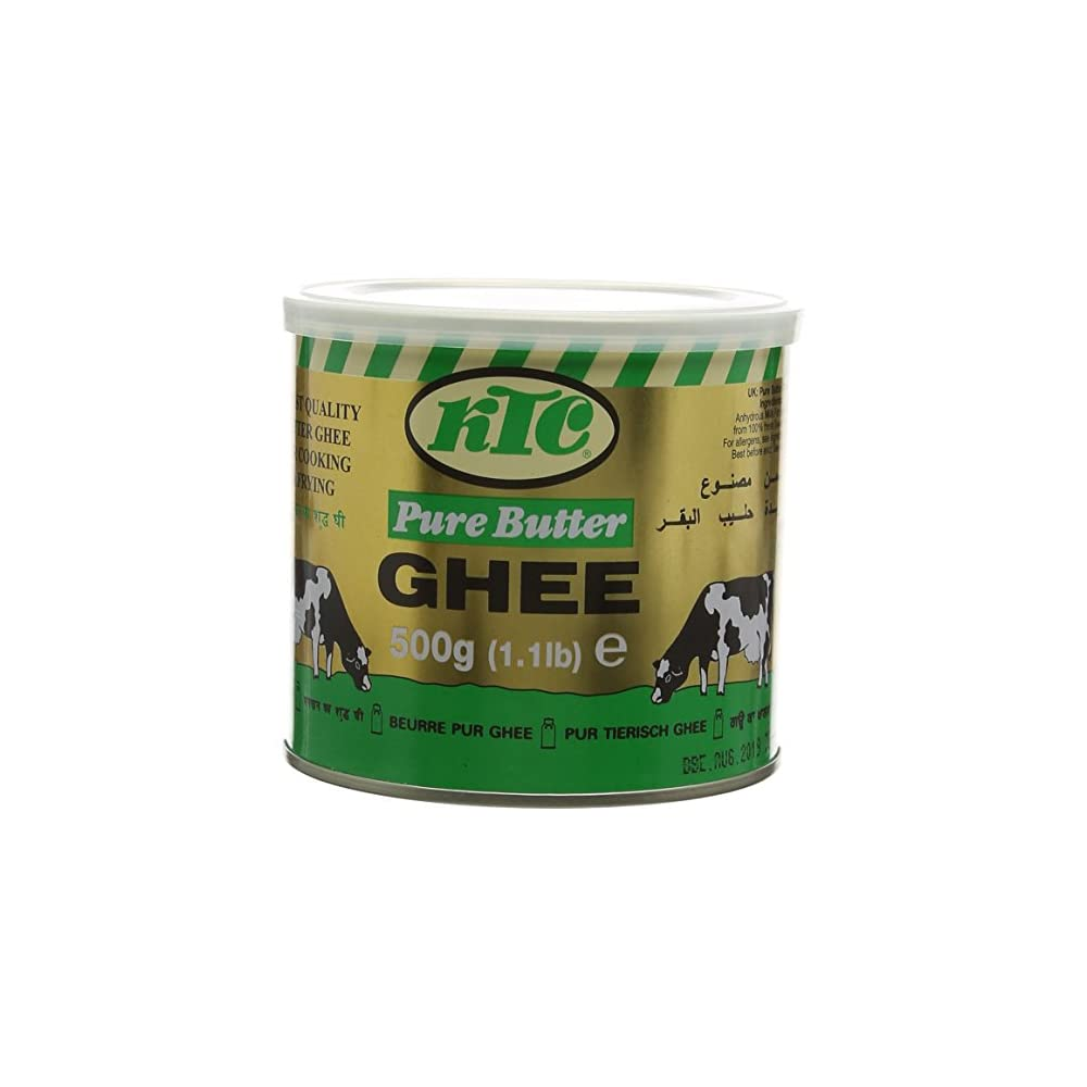 Ktc Ghee Butter 500g