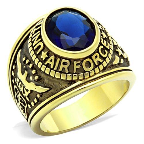isady-us-air-force-gold-saphir-bague-homme-chevaliere-oxyde-de-zirconium-bleu-taille-60