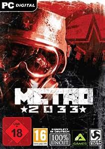 Metro 2033 - 100% Uncut [PC Steam Code]