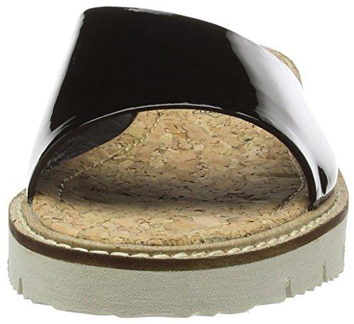 Marc Shoes Mia, Mules femme Noir - Schwarz (black 100)
