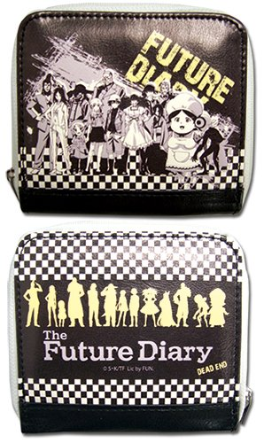 Portafoglio – future Diary – New Diary Holders anime Licensed GE61897