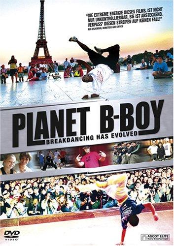 Planet B-Boy - Battle of the year 2008