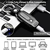 lingan Feuerzeuge USB Feuerzeug Tragbare wied...Vergleich