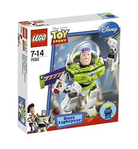 LEGO Toy Story 7592 - Buzz verso l'infinito e oltre!