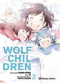 Wolf Children nº 02/03 par Mamoru Hosoda