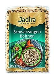 Jadira Schwarzaugenbohnen, 7er Pack (7 x 400 g)
