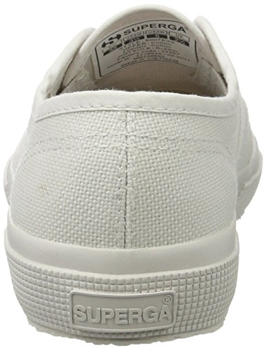 Superga Unisex-Erwachsene 2750 Cotu Slipon Sneaker Grau (total grey seashell)