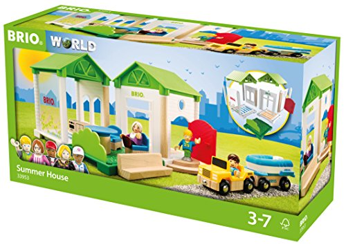 BRIO World 33953 - Village Sommerhaus