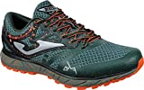 Joma SIMA Men 2027 Verde - Trail Running Técnico Hombre Cordones (43 EU, Verde)