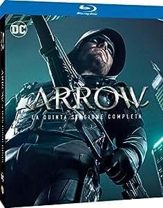 Arrow - La Quinta Stagione Completa (4 Blu-Ray)