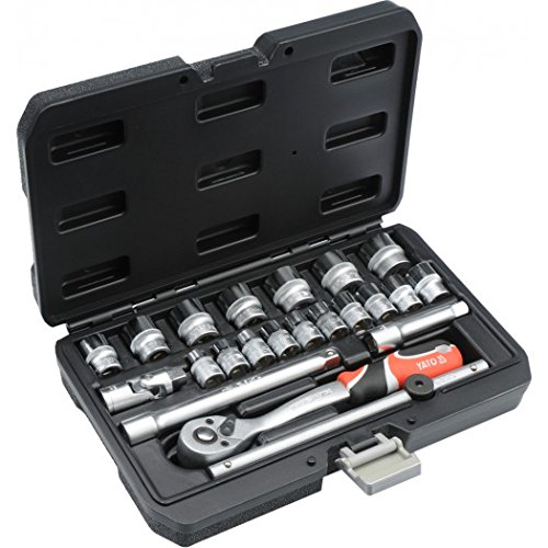 'YATO yt-socket 38561-set 3/8 22pcs