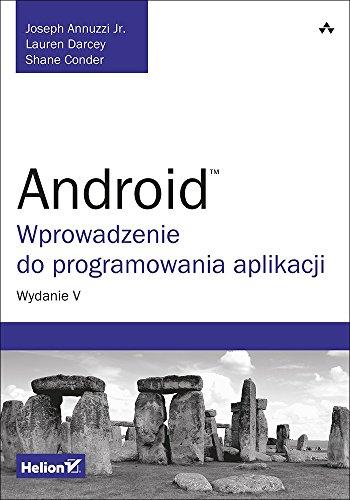 Android Wprowadzenie do programowania aplikacji