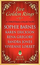 Five Golden Rings: A Christmas Collection by Sophie Barnes (2013-01-22)