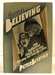 Seeing is Believing: How Hollywood Taught Us to Stop Worrying and Love the Fifties by Biskind Peter (1-Jan-1983) Hardcover