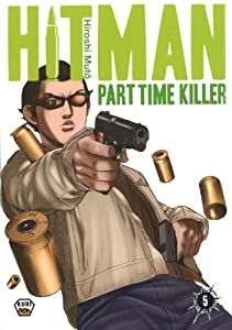 Hitman - Part Time Killer Edition simple Tome 5