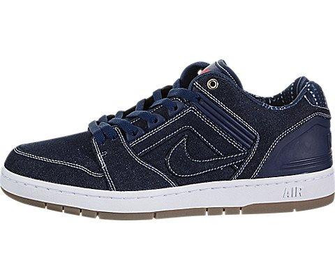 Preisvergleich Produktbild Nike SB Air Force II Low QS Schuhe Squadron Blue