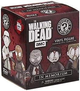 Funko Misterio Mini Walking Dead in Memoriam un Misterio Figura de acción