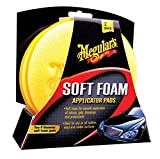 Meguiars X3070EU Tampon Applicateur, Pack de 2