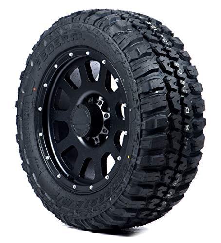 Gomme Federal Couragia mt 37X12.50 R17 LT 129Q TL per Fuorist